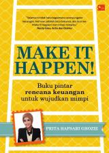 TELAH TERBIT: Buku Make ItHappen!