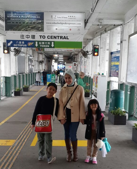 Terminal Star Ferry