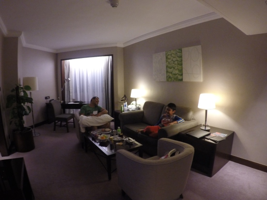 Kamar di Prince Hotel
