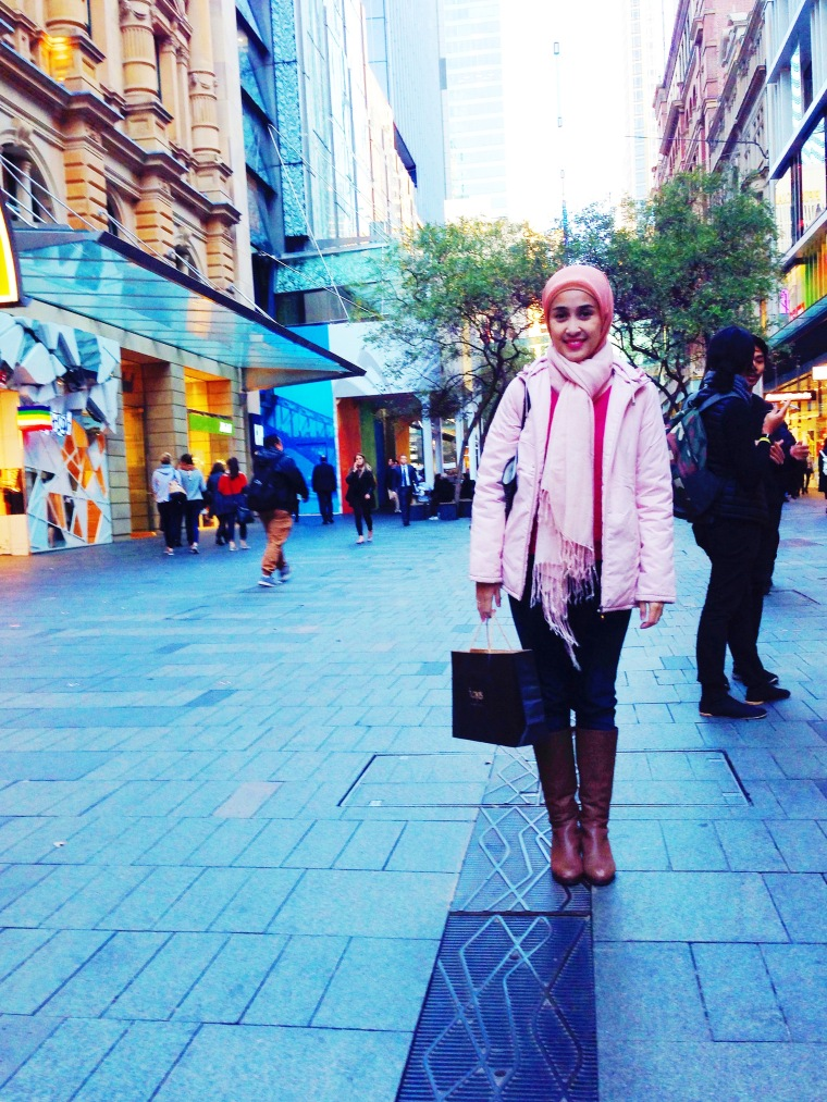 Happy! Pitt Street Mall